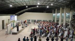 Abertura do VIII Conjufe reúne mais de 500 pessoas em Palmas