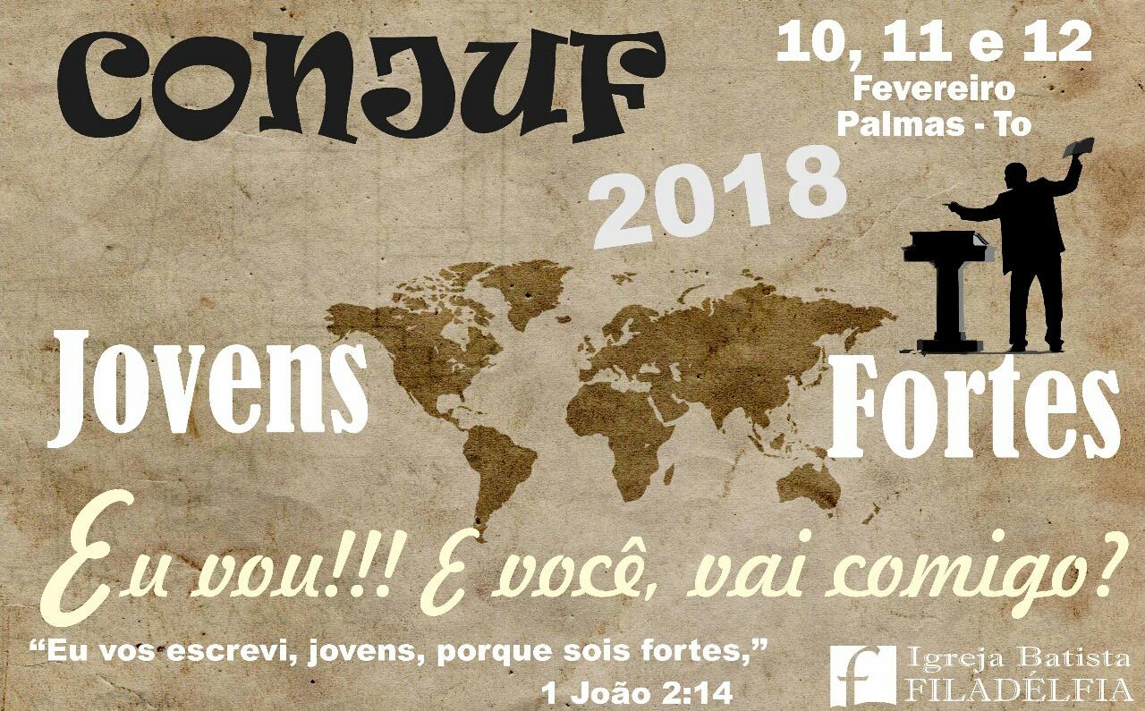 IX Conjuf será realizado em Palmas em fevereiro