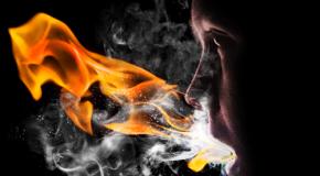 A língua é um fogo