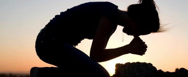 É enorme a força da oração!